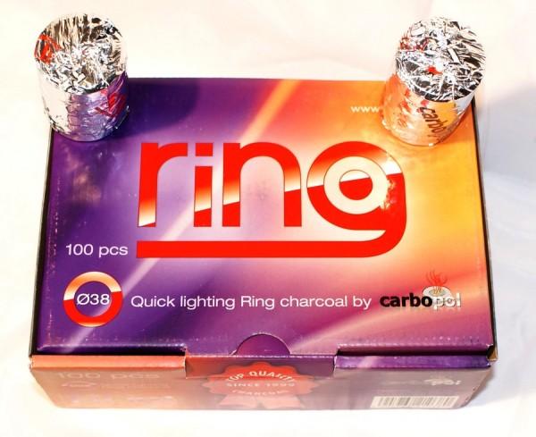 Carbopol Ring - 38mm 100er Box