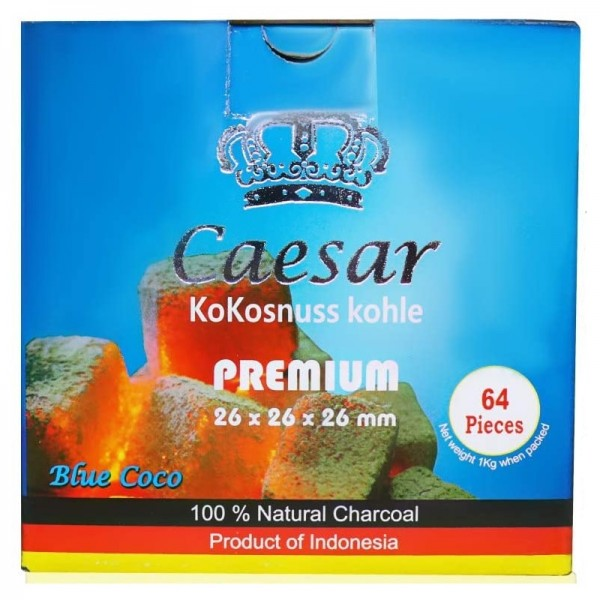 Caesar Shisha Kohle 26er Premium 4kg