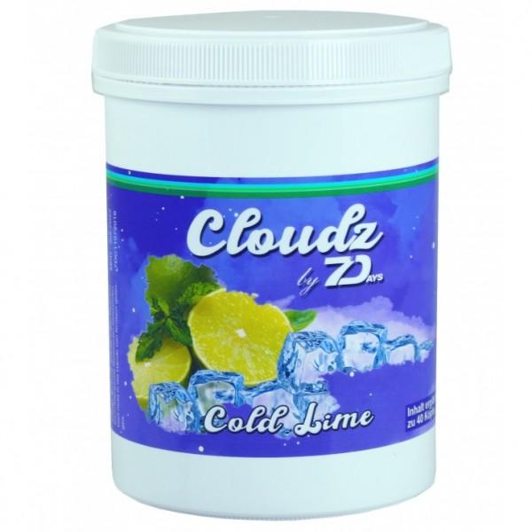 7Days Cloudz - Cold Lime 500g