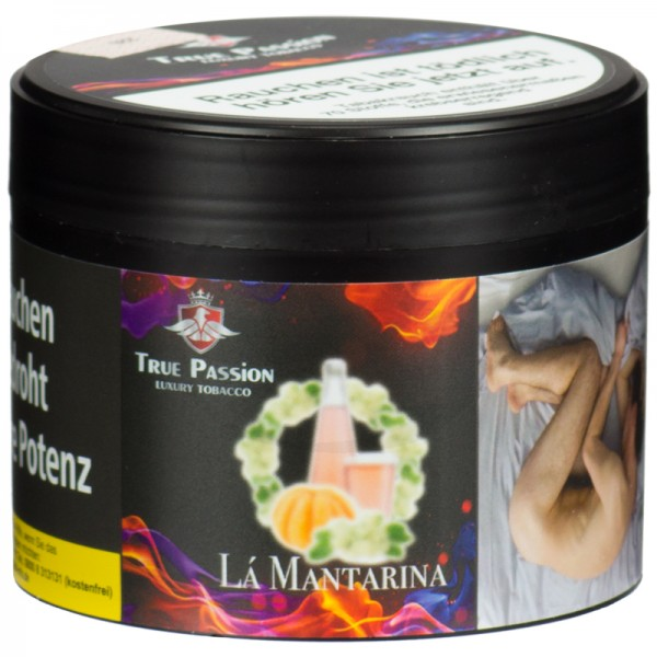 True Passion - La Mantarina 200g