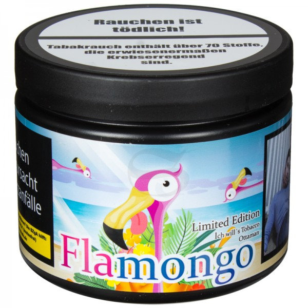 Ottaman Limited Tabak - Flamongo 200g