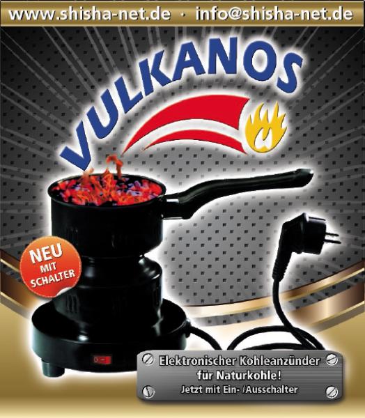 Elektrischer Kohleanzünder Vulkanos® 3.0