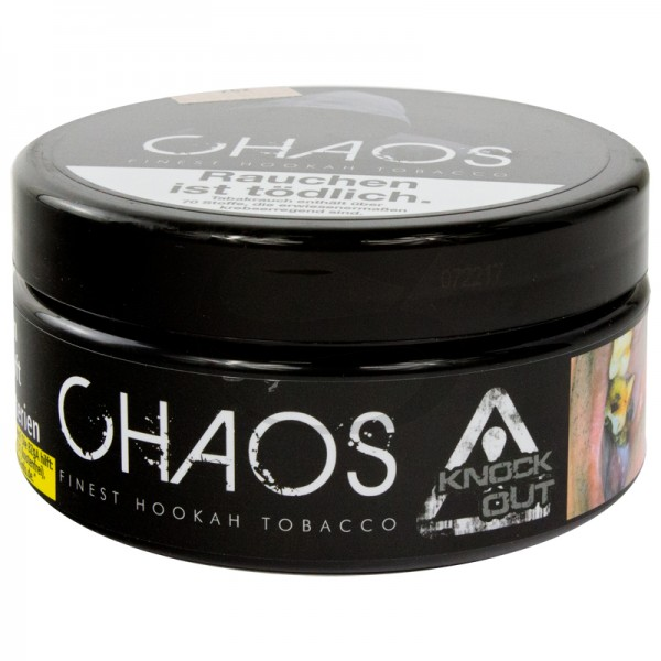 Chaos Tabak - Knockout 200g