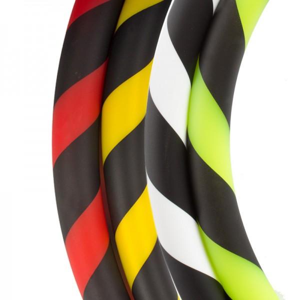Shisha Silikonschlauch Stripes - Soft Touch