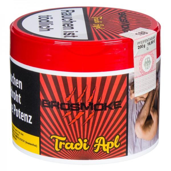 Brosmoke Tabak - Tradi Apl 200g