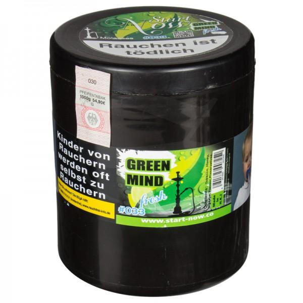Start Now - Green Mind 1kg