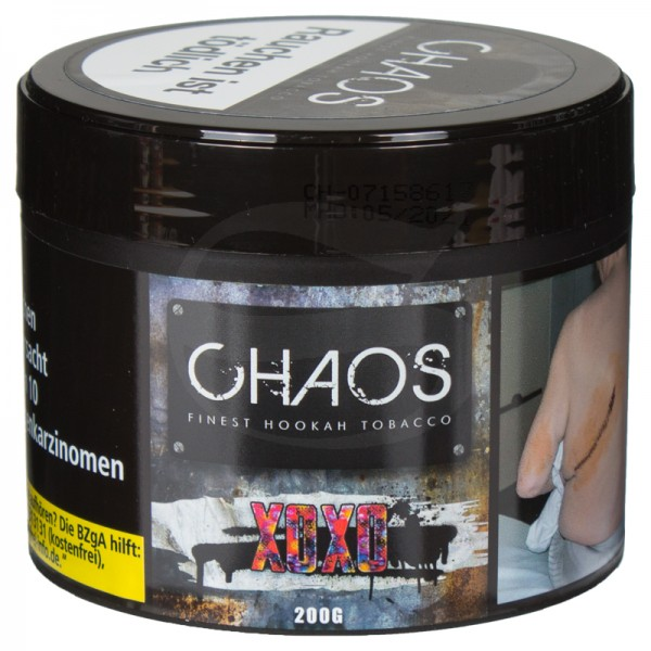 Chaos Tabak - XoXo 200g