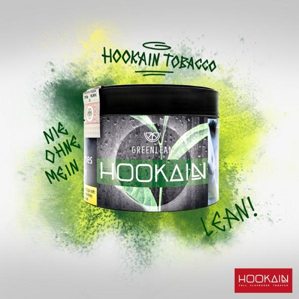 Hookain Shisha Tabak - Green Lean 200g