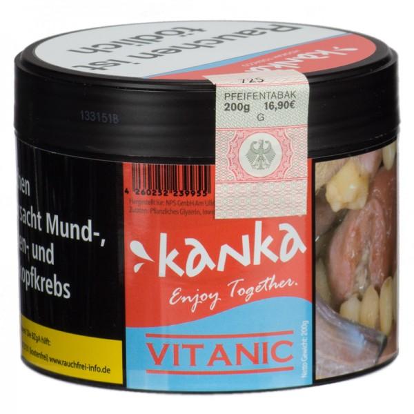 Kanka Tabak - Vitanic 200g