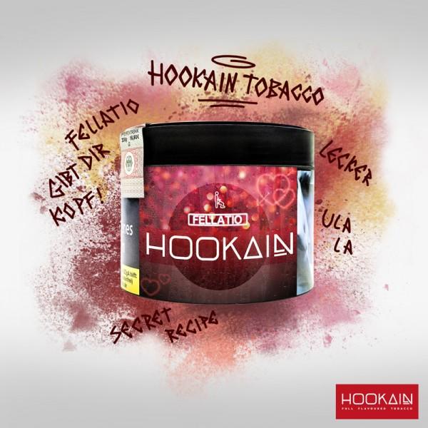 Hookain Shisha Tabak - Fellatio 200g