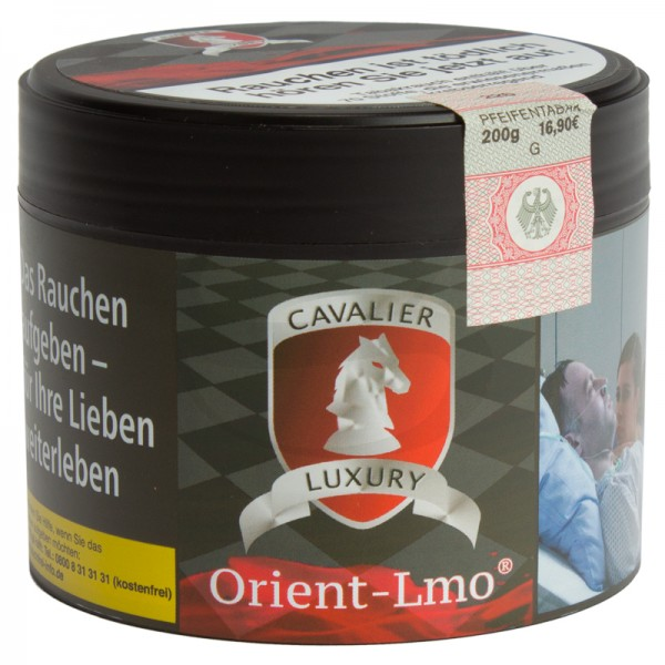 Cavalier Tabak - Orient Lmo 200g