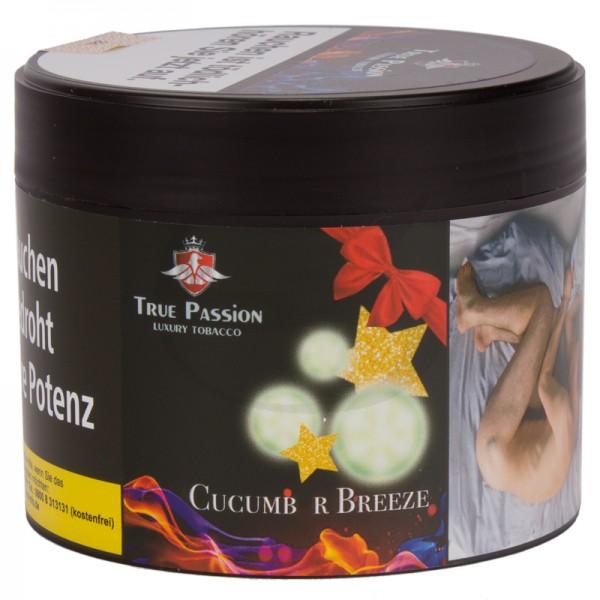 True Passion - Cucumbr Breeze 200g