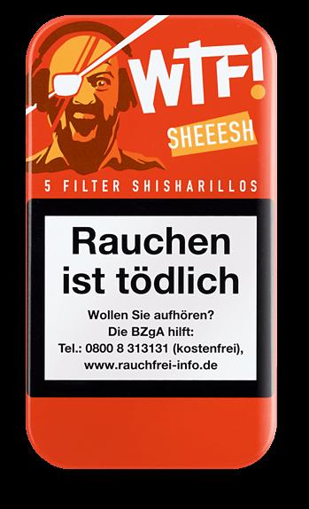WTF! Shisharillo - Sheesh