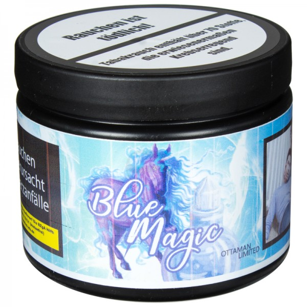 Ottaman Limited Tabak - Blue Magic 200g