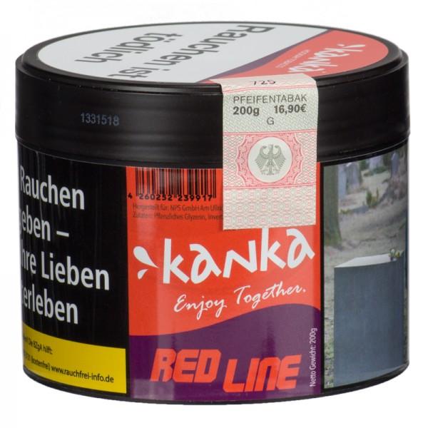 Kanka Tabak - Red Line 200g