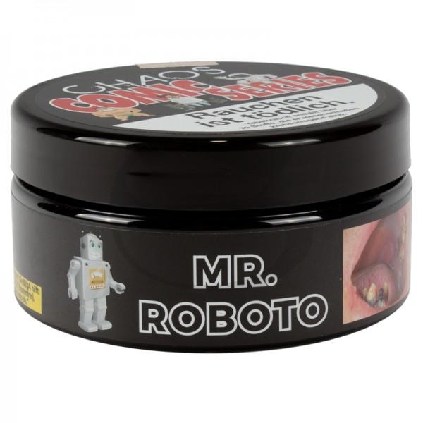 Chaos Tabak Comic Series - Mr. Roboto 200g